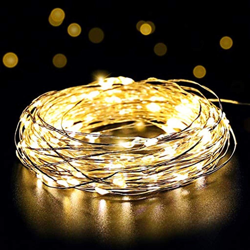 Salcar LED colorati corda leggera a 10 metri / 33 piedi