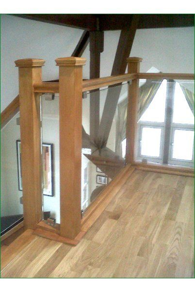 Best Case Study The Regal Staircase House Banisters Glass 400 x 300