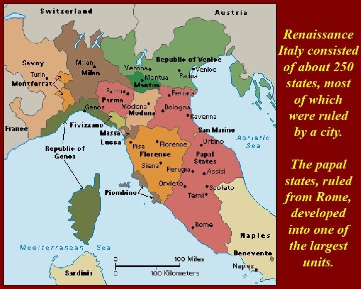Papal states website has information on popes httpmmdtkw renaissance italy consisted of about 250 states most of which were ruled by a city the renaissance began during the in the city states of northern italy sciox Choice Image