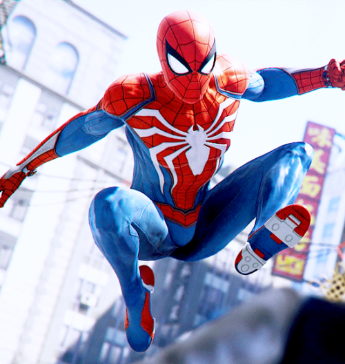 Spiderman Ps4 By Clarkarts24 Marvel Superhero Posters Spiderman Ps4 Amazing Spiderman