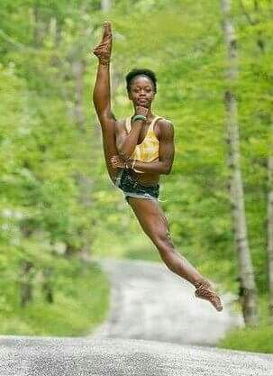 "Michaela DePrince is a Sierra Leonean American born ballet dancer. With her adopted mother Elaine DePrince, Michaela authored the book ""Taking Flight: From War Orphan to Star Ballerina""."
