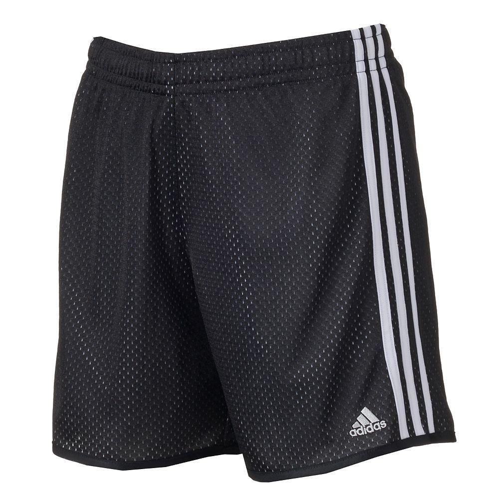 Women s Adidas climalite On Court Mesh Basketball Shorts 41e836c7f0