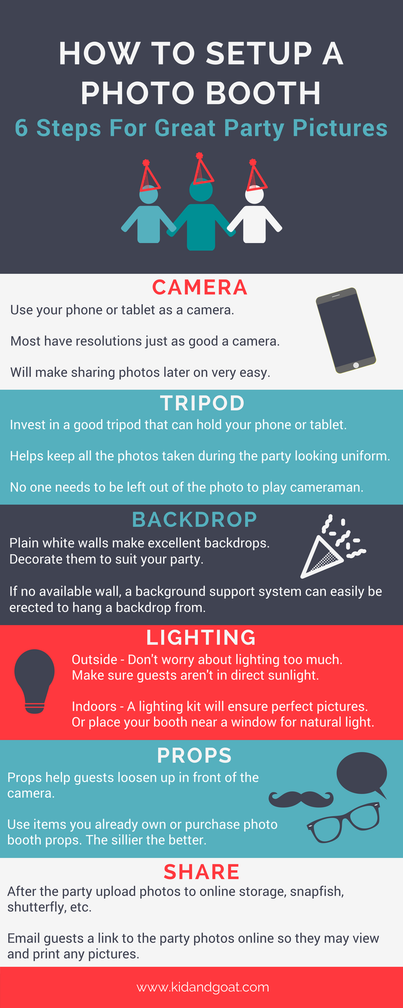 lighting Wedding Photo Booths - DIY Photo Booth How to Set ...