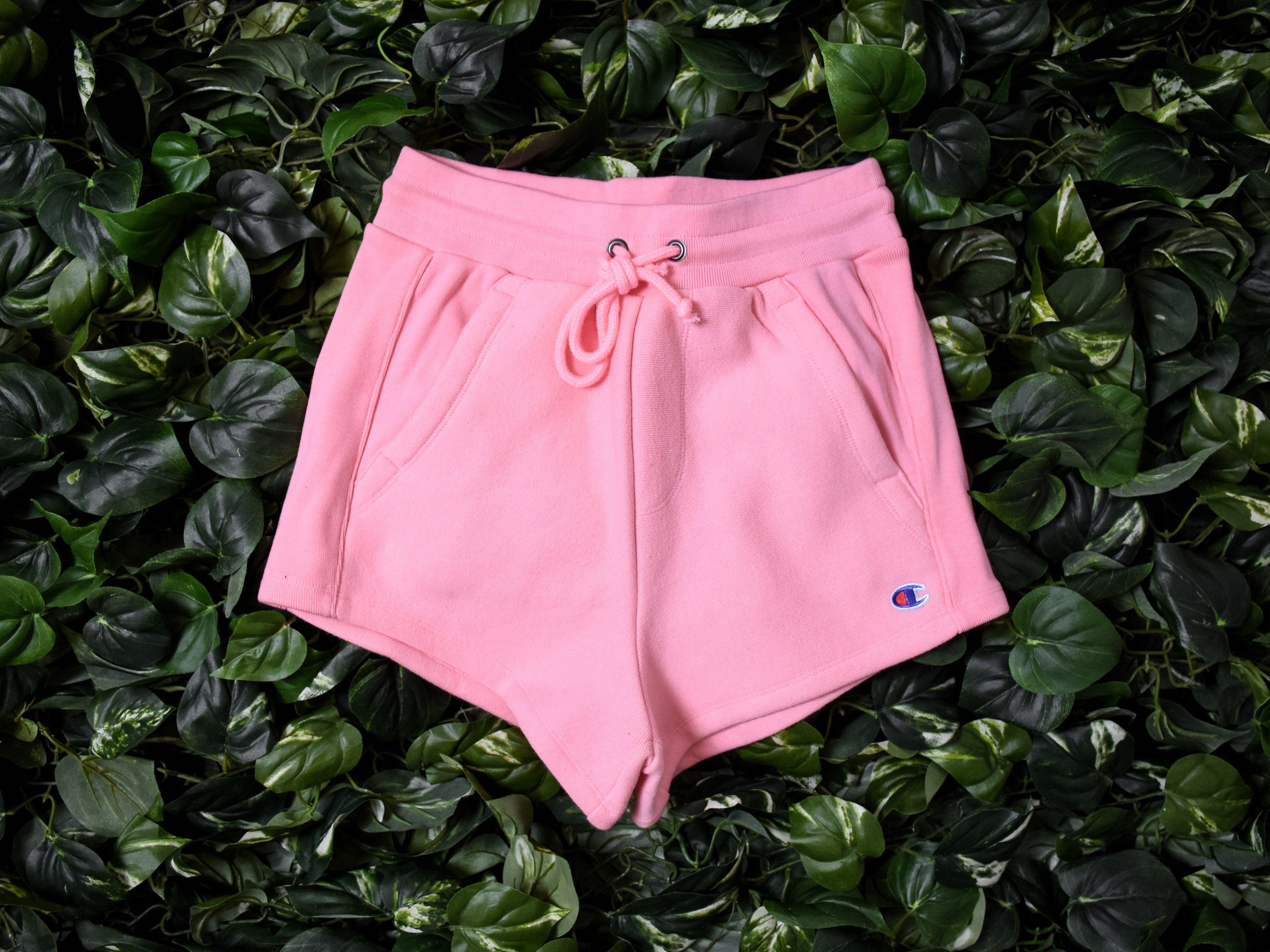 38b3174c18029 Women's Champion Reverse Weave Shorts [ML806-7CY] in 2019 | WILDFOX ...