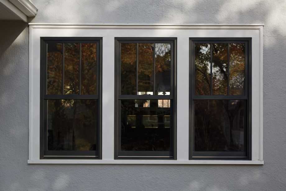 Black Exterior Now Available On Andersen 400 Series Windows And 200 Series Patio Doors Kuiken Brothers Locations In Nj Ny Windows Exterior Black Windows Exterior