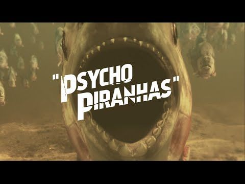 Que buena #ads !!! Piranhas Psicopatas - o filme - YouTube