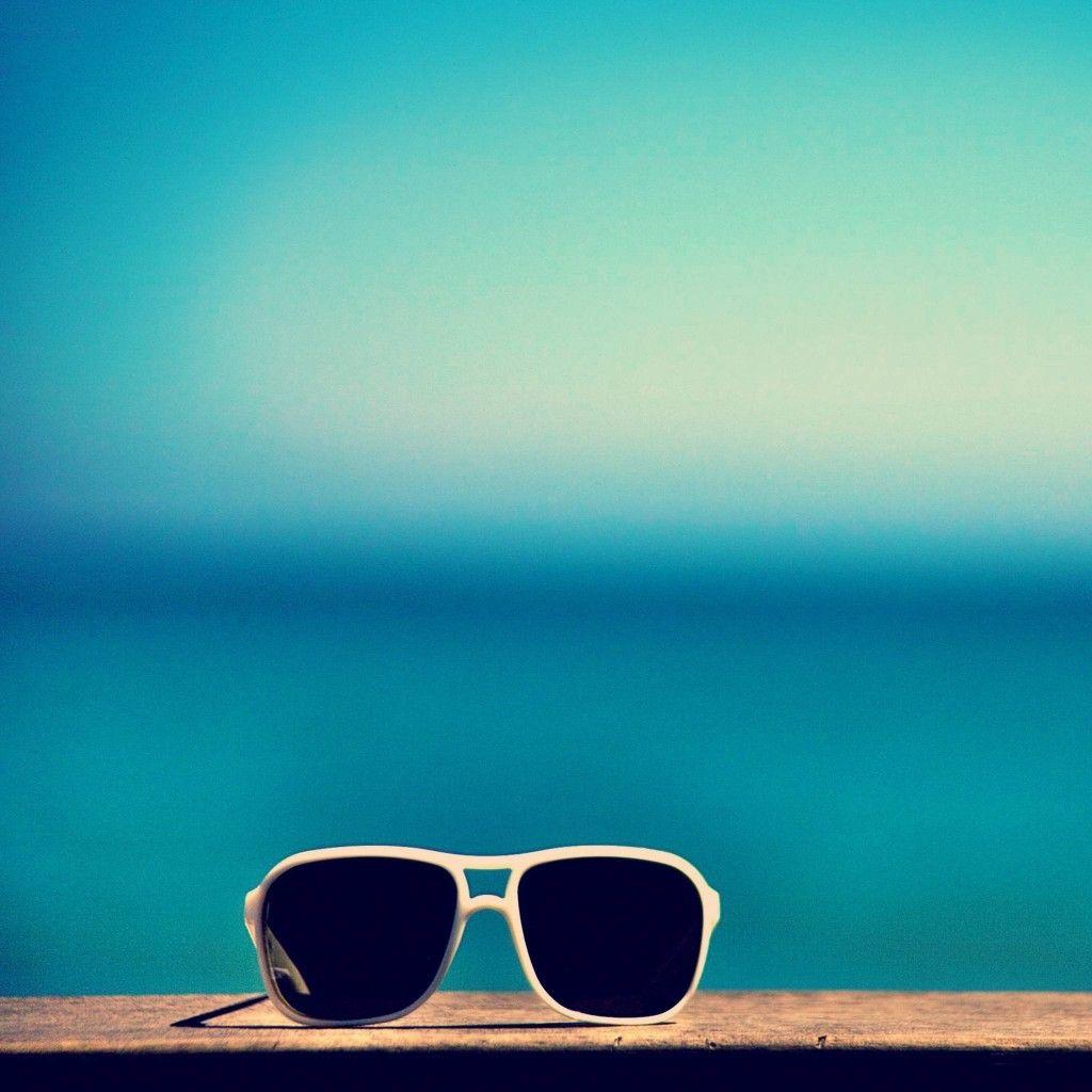 Sunglasses iPad Wallpaper HD Wallpaper iphone summer