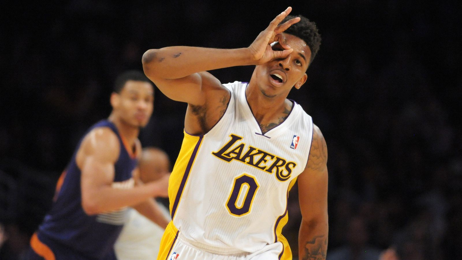 Nick Young Finally Explains Swaggy P Nickname Says God Gave It To Him Funny Nba Memes Lance Stephenson Latest Sports News