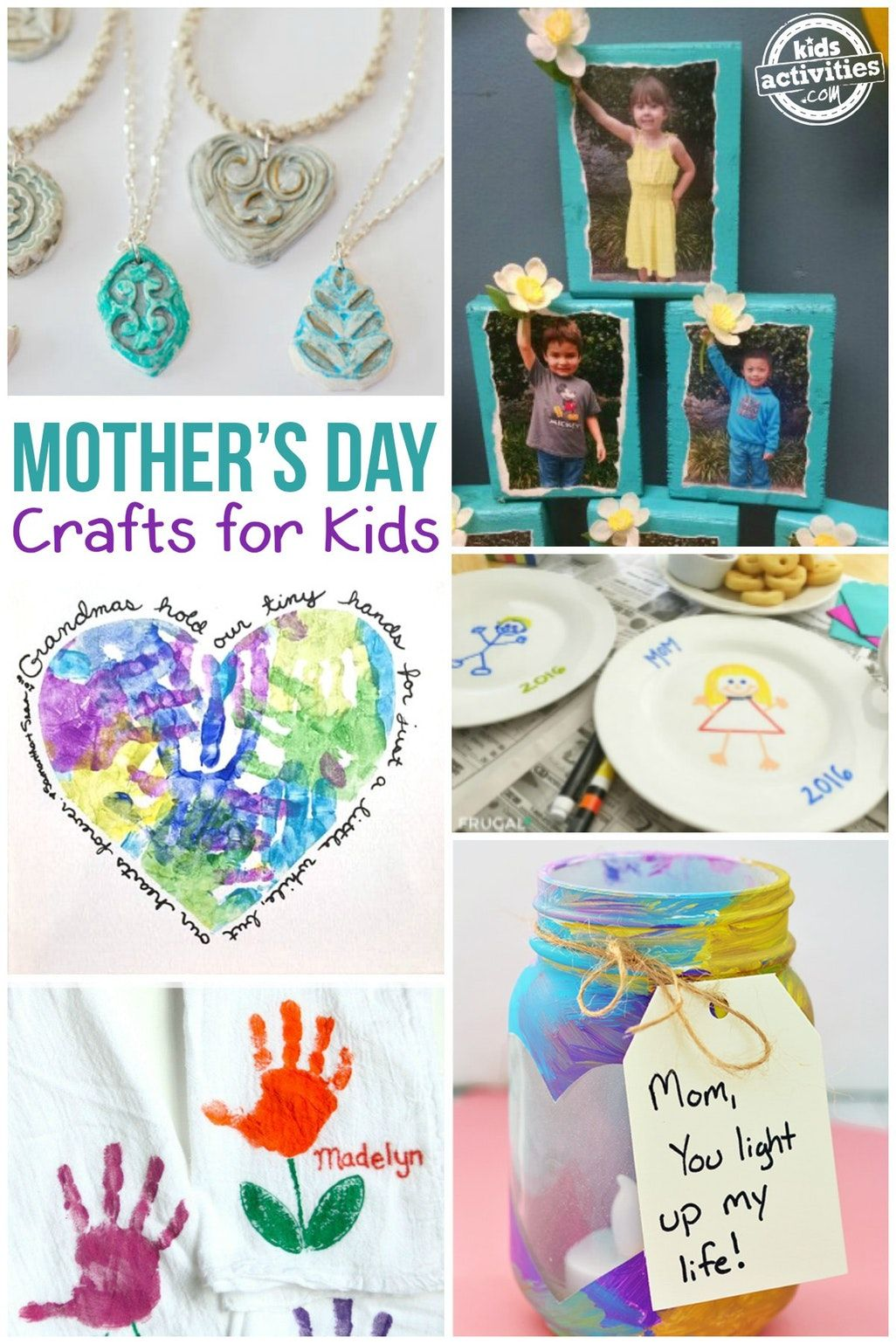 Mother's Day Gift From Toddler Ideas 2021