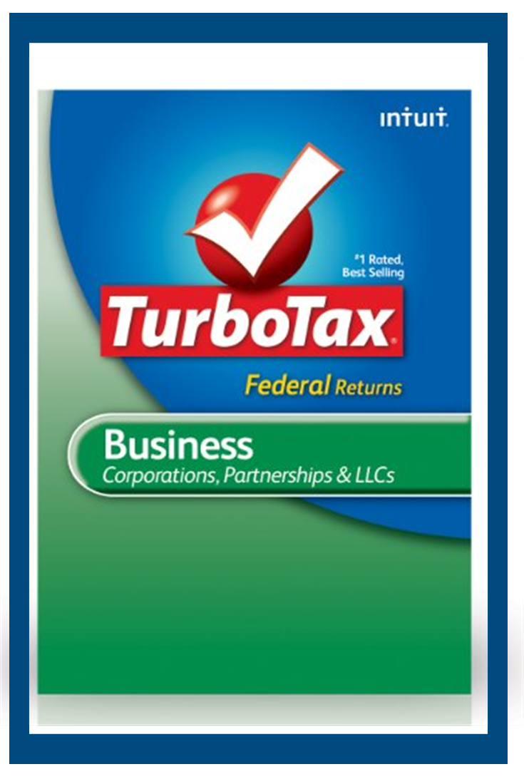 TurboTax Business Federal + E-File 2012 for PC [Old Version