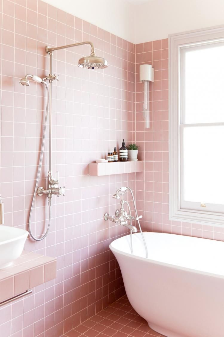 Beautiful Pink Bathroom Design Ideas Simple Bathroom Renovation