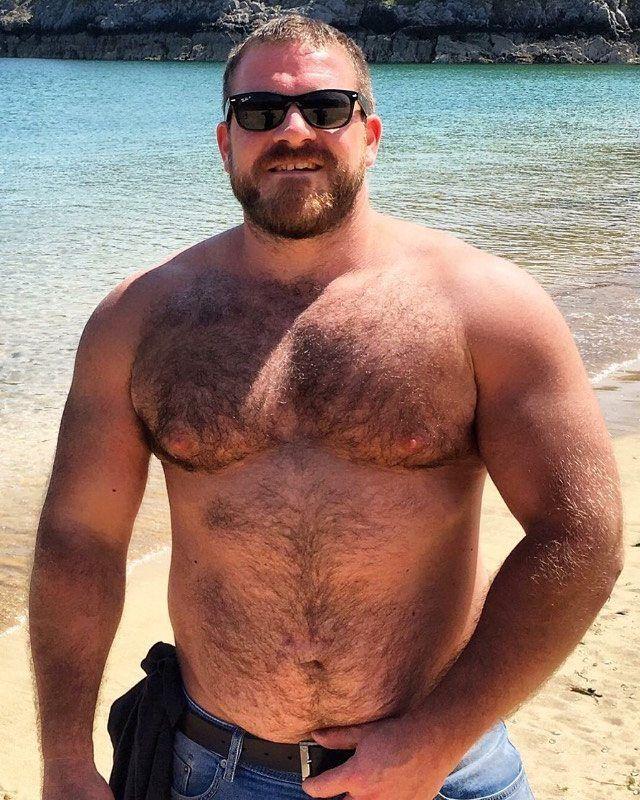 Hairy Beach Porno