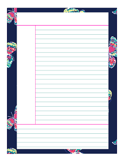 Free Note Taking Printable Love This Follow For Free