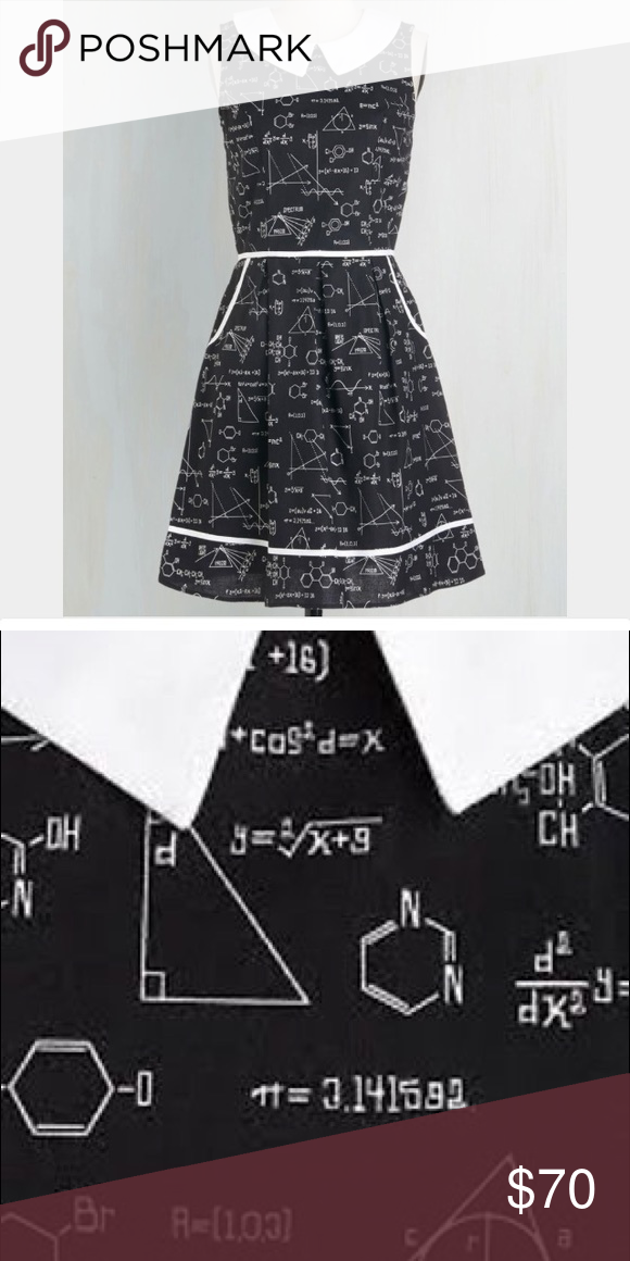 Cool science images black and white dress