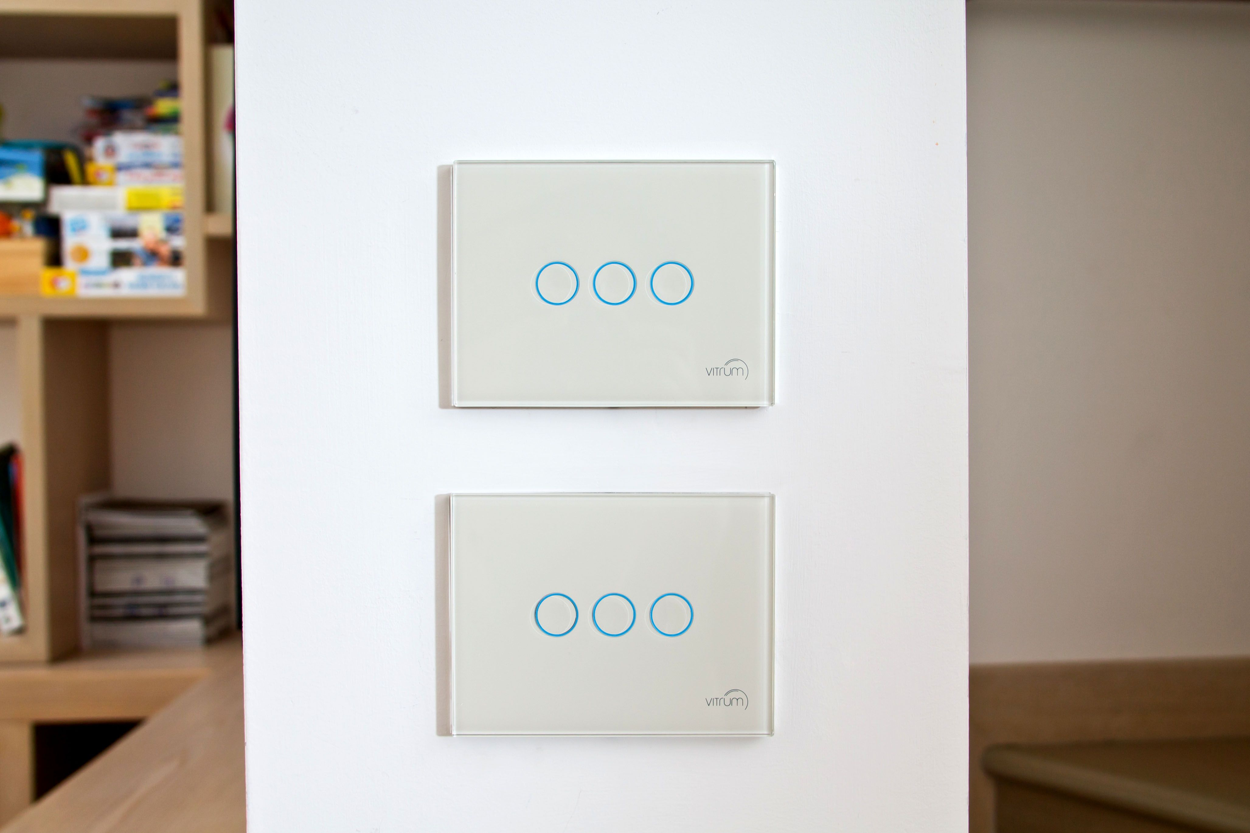 Vitrum #Switches #Home_automation #Design | Vitrum - Home ...
