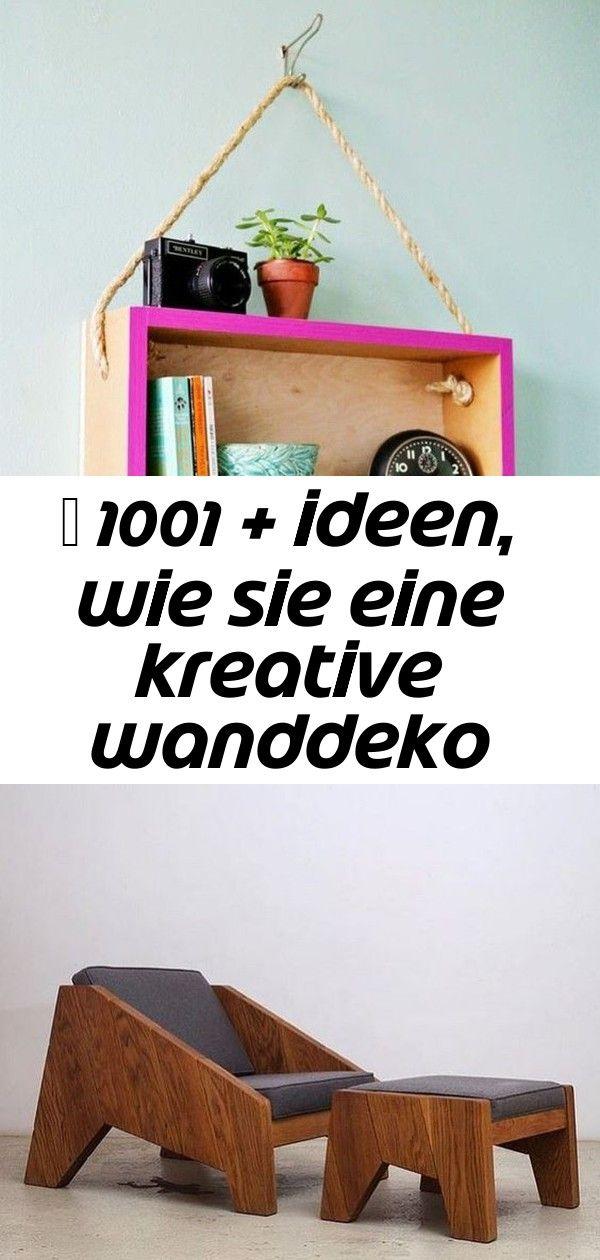 ▷ 1001 + ideen, wie sie eine kreative wanddeko selber machen! - #ideen #kreative #machen #selber # 7 #wanddekoselbermachen