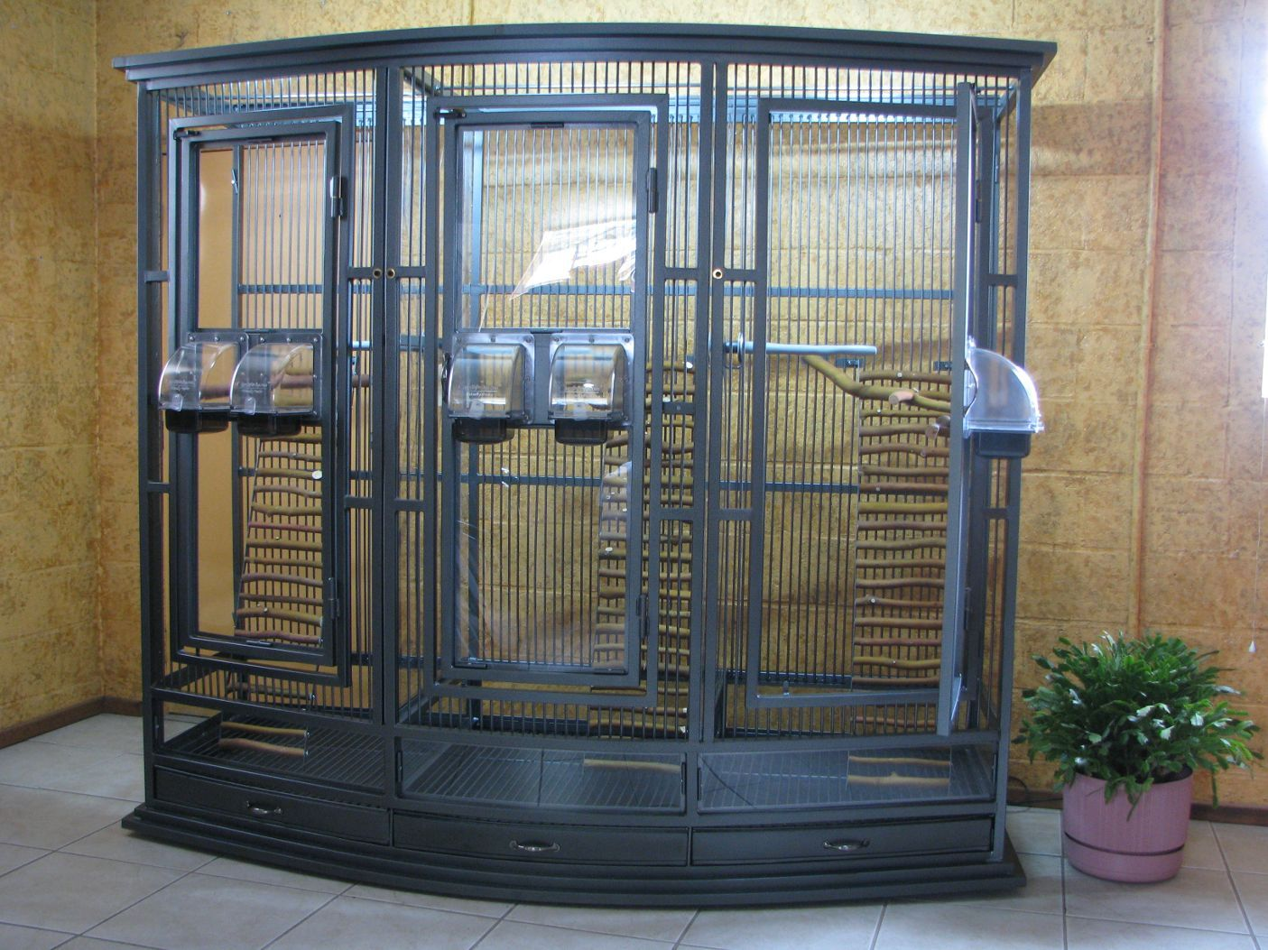 Custom Bird Cages Bird Cages Pinterest Large Bird