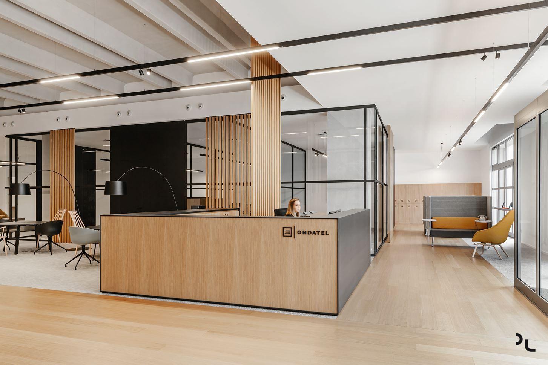Ondatel Picture Gallery オフィス空間のデザイン デザイン オフィス