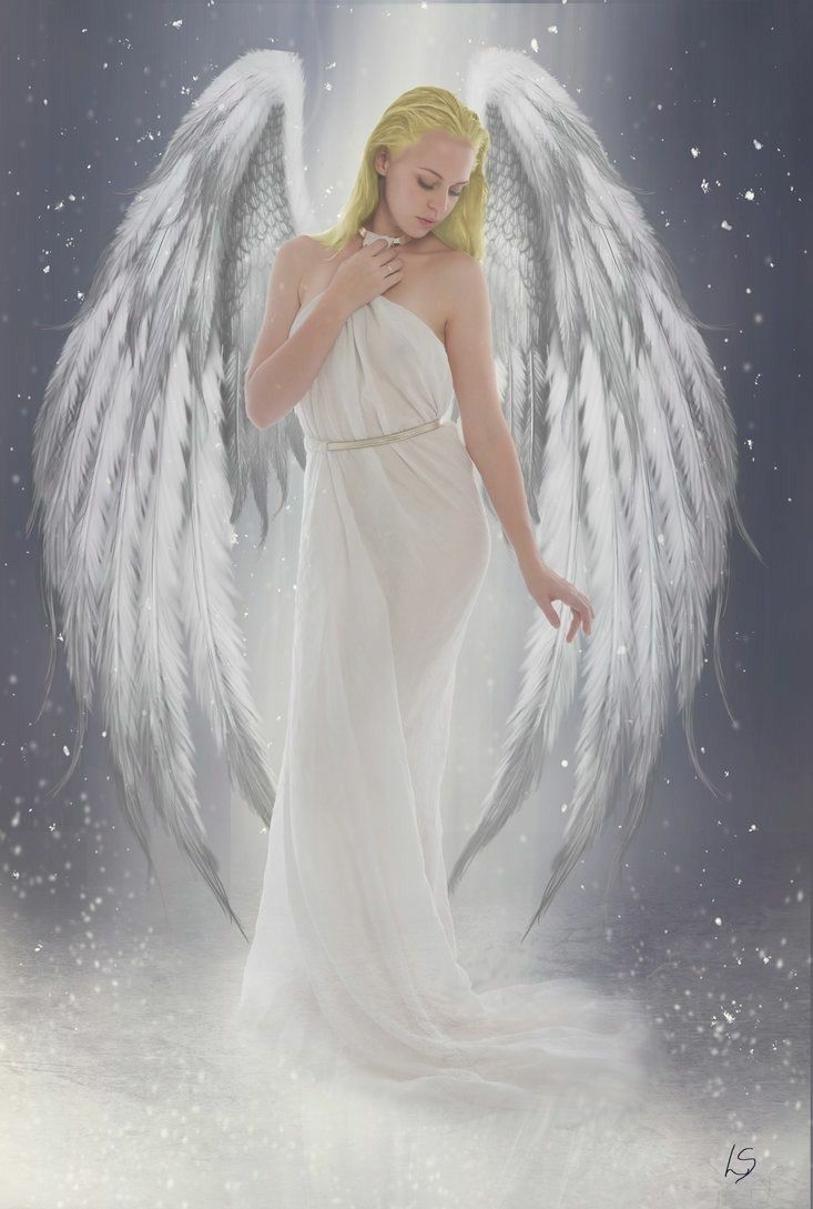 Angel Wallpaper - NOOLUYO | Angel wallpaper, Angel