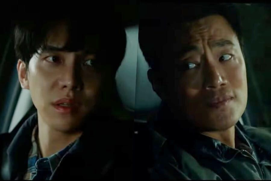 "Watch: Lee Seung Gi And Lee Hee Joon Are Suspicious Of Human Nature In Chilling Teaser For ""Mouse"""
