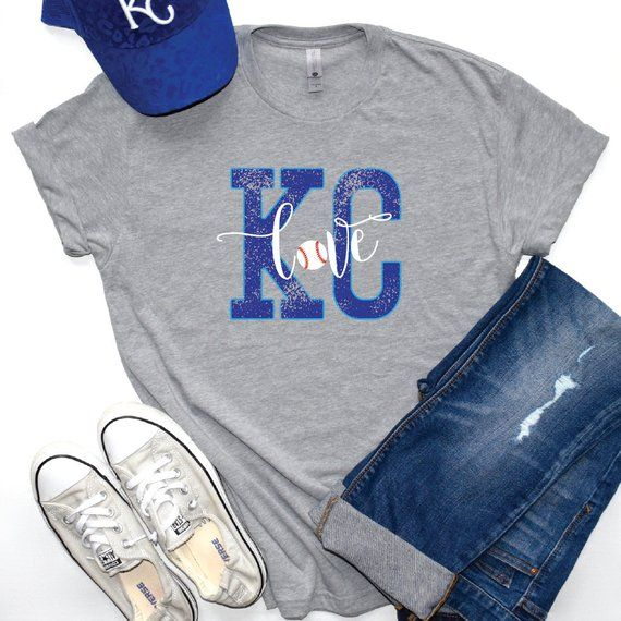 501cbad9cc8 Womens Kansas City Royals Shirt