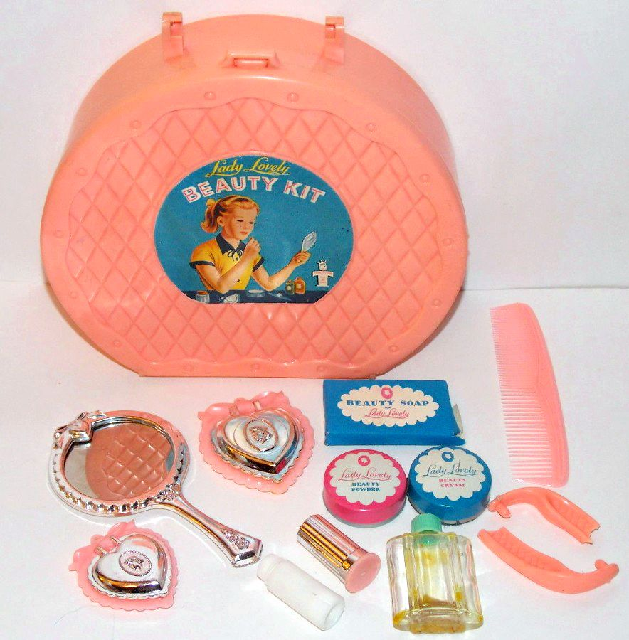 Pin by Chris G on Toys Beauty kit, Vintage toys, Vintage