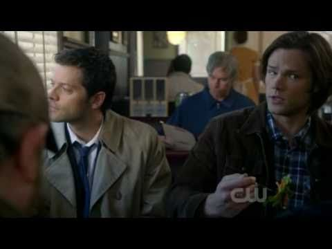 011d716fc157 Supernatural 6x19 (Mommy Dearest) - Baby In A Trench Coat - YouTube ...