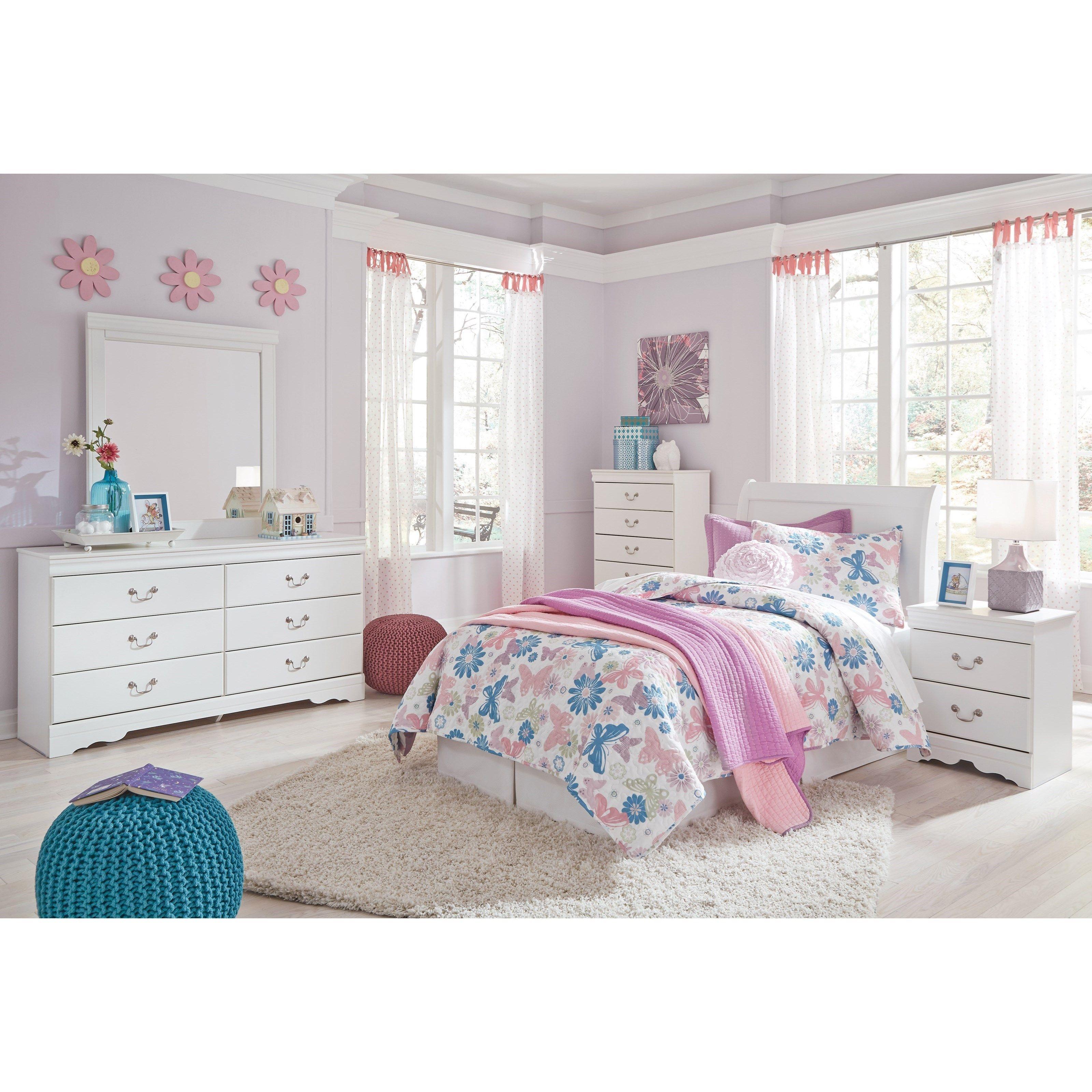 Best Anarasia Twin Bedroom Group By Ashley Signature Design Bedroom Sets Bedroom Decor Bed Furniture 400 x 300