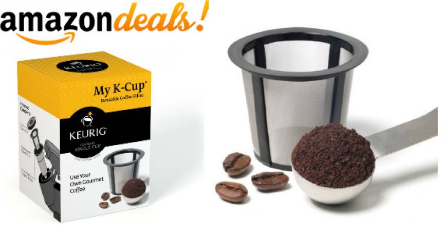 Best Price Keurig K Cup Reusable Coffee Filter