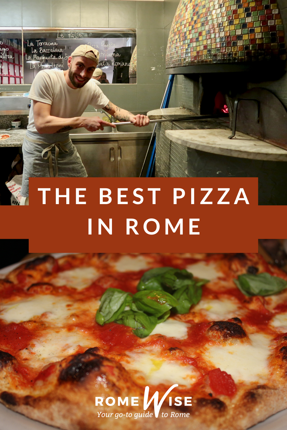 Pizza In Rome Rome Food Italy Food Best Pizza In Rome