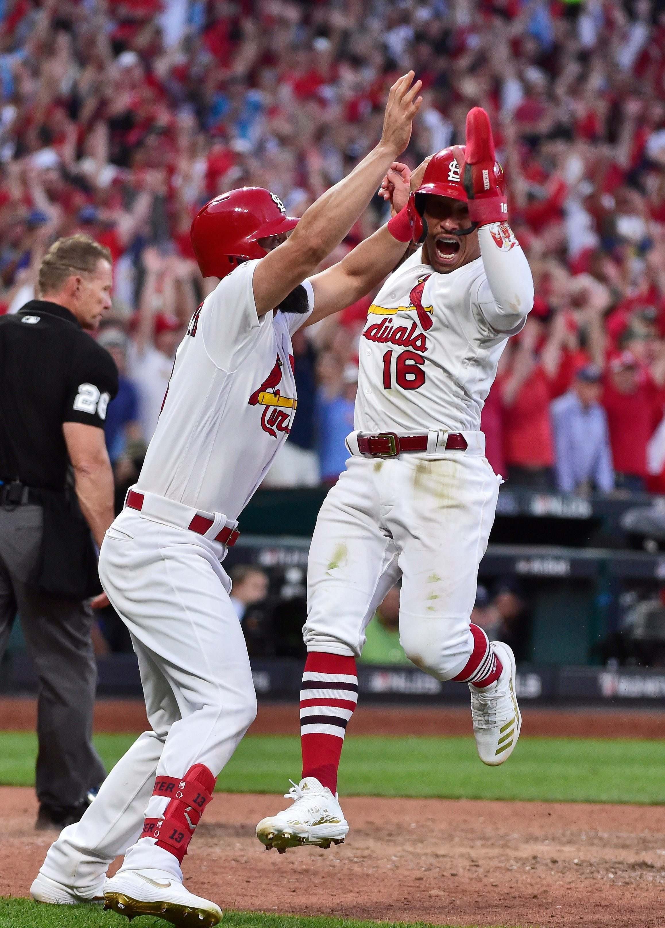 Cardinals Walk It Off Against Braves To Force Winner Take All Game 5 Braves Top News Stories Recent News