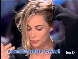 「emmanuelle beart Les Enfoires」の画像検索結果