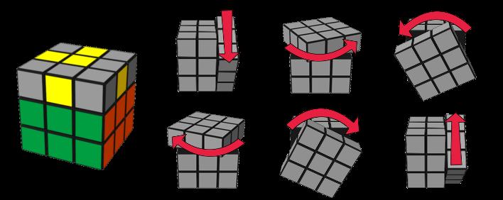 7 Pasos Para Una Solución Sencilla Del Cubo De Rubik Civilgeeks Com En 2021 Como Armar Un Cubo Armar Cubo Rubik Como Armar Cubo Rubik