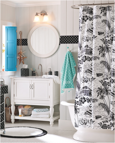 Bon Key Interiors By Shinay: Teen Girls Bathroom Ideas
