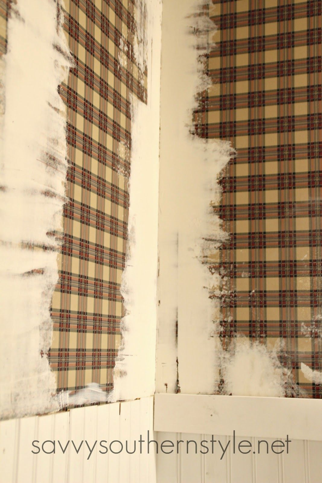 How To Paint Over Wallpaper Bathroom Redo Painting Over