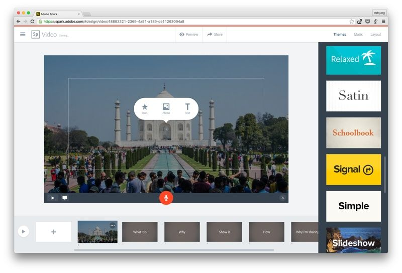 How to Make Stunning Video Presentations with Spark Video