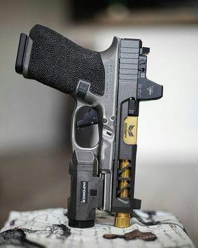 Amazing project Glock 19   g19 project   Hand guns, Guns