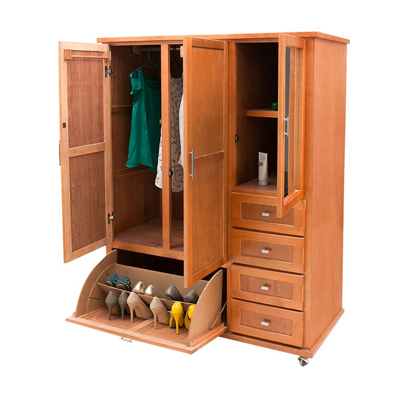 muebles altba | ropero de madera | pinterest | woodwork and bedrooms - Imagenes De Roperos De Madera