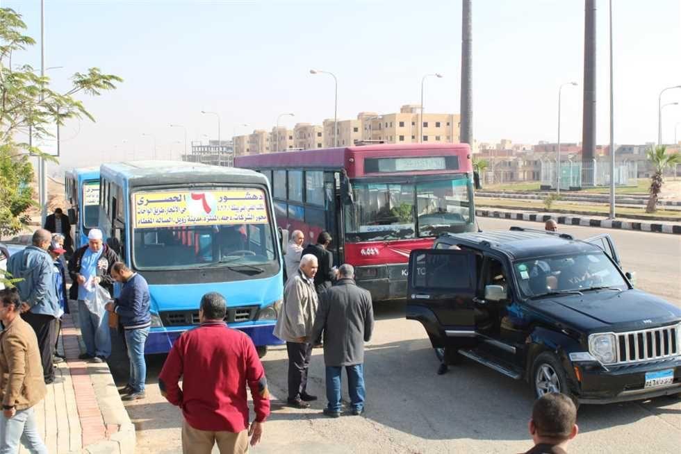 ضبط 3748 سائق نقل جماعي لعدم ارتداء الكمامة Vehicles