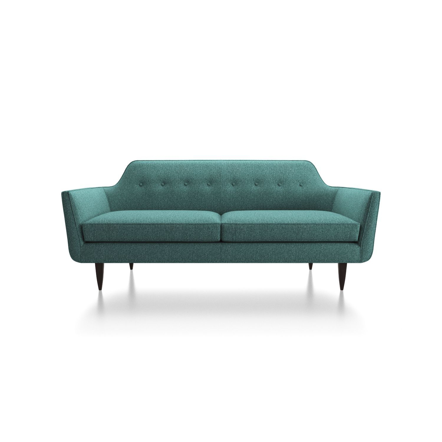 Gia Button Tufted Apartment Sofa Apartment Sofa Sofa Living