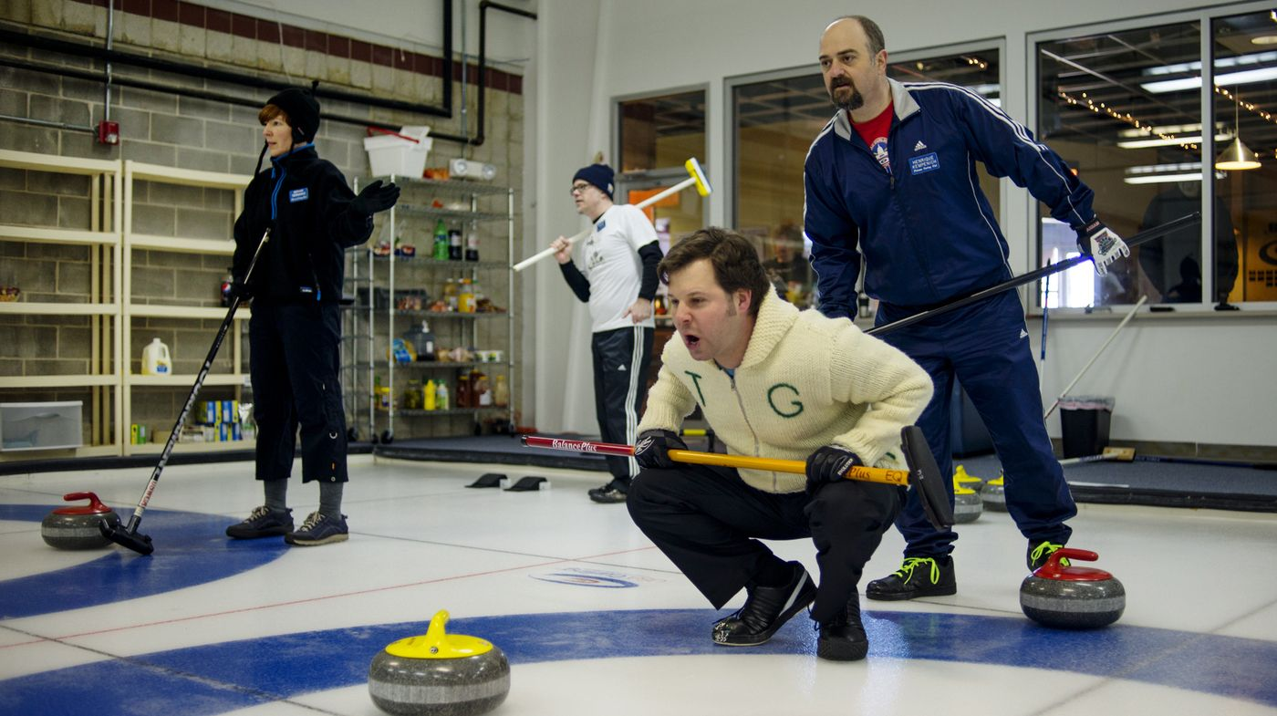 7 Facts And 3 GIFs Hellooo Curling Olympic sports