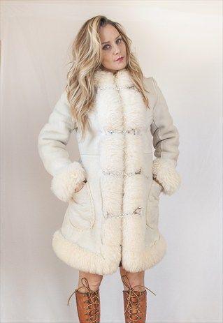 Pin by furfetish on sheepskin mouton | Pinterest | Sheepskin coat ...
