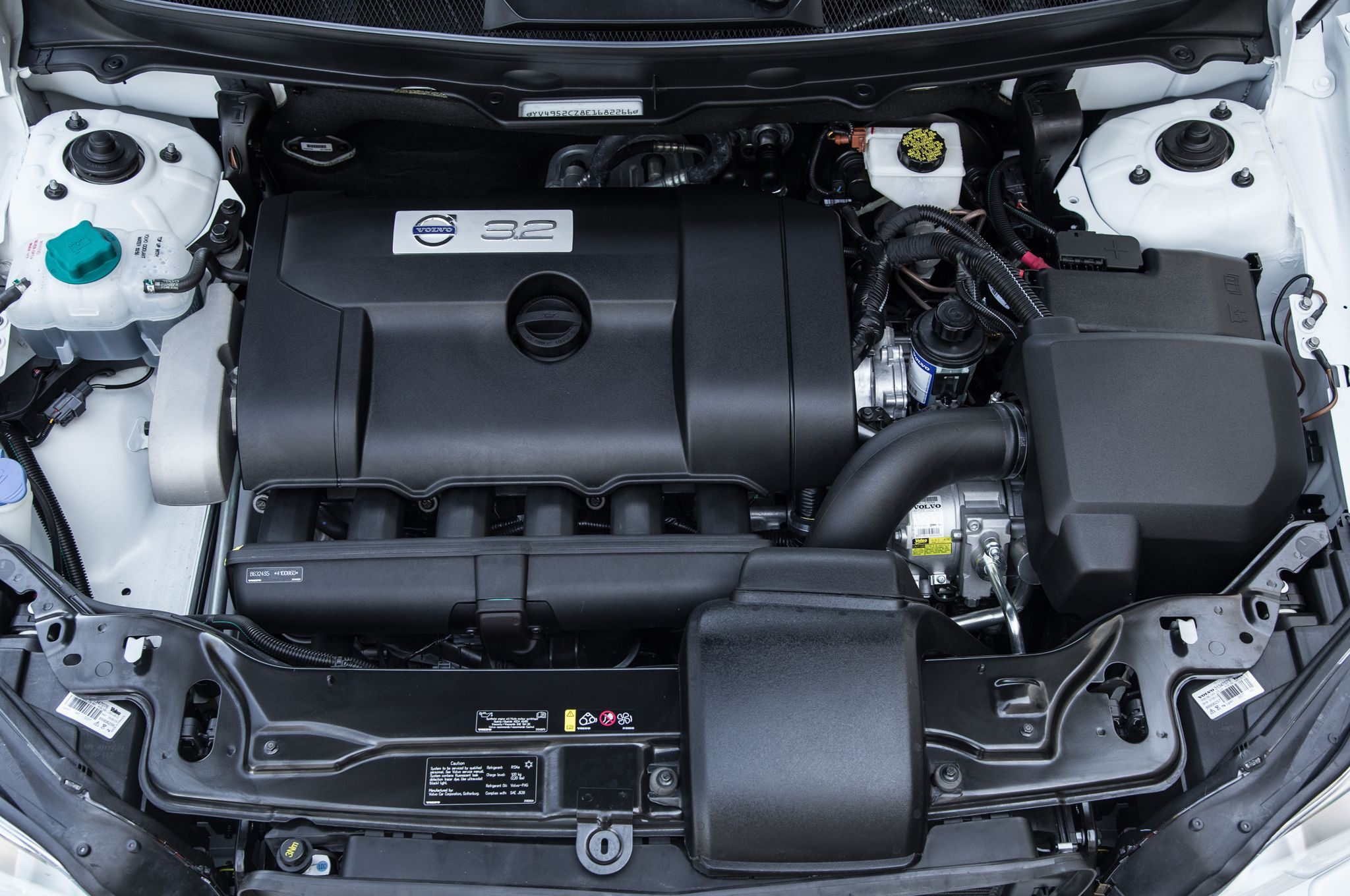 2017 Volvo Xc90 Engine