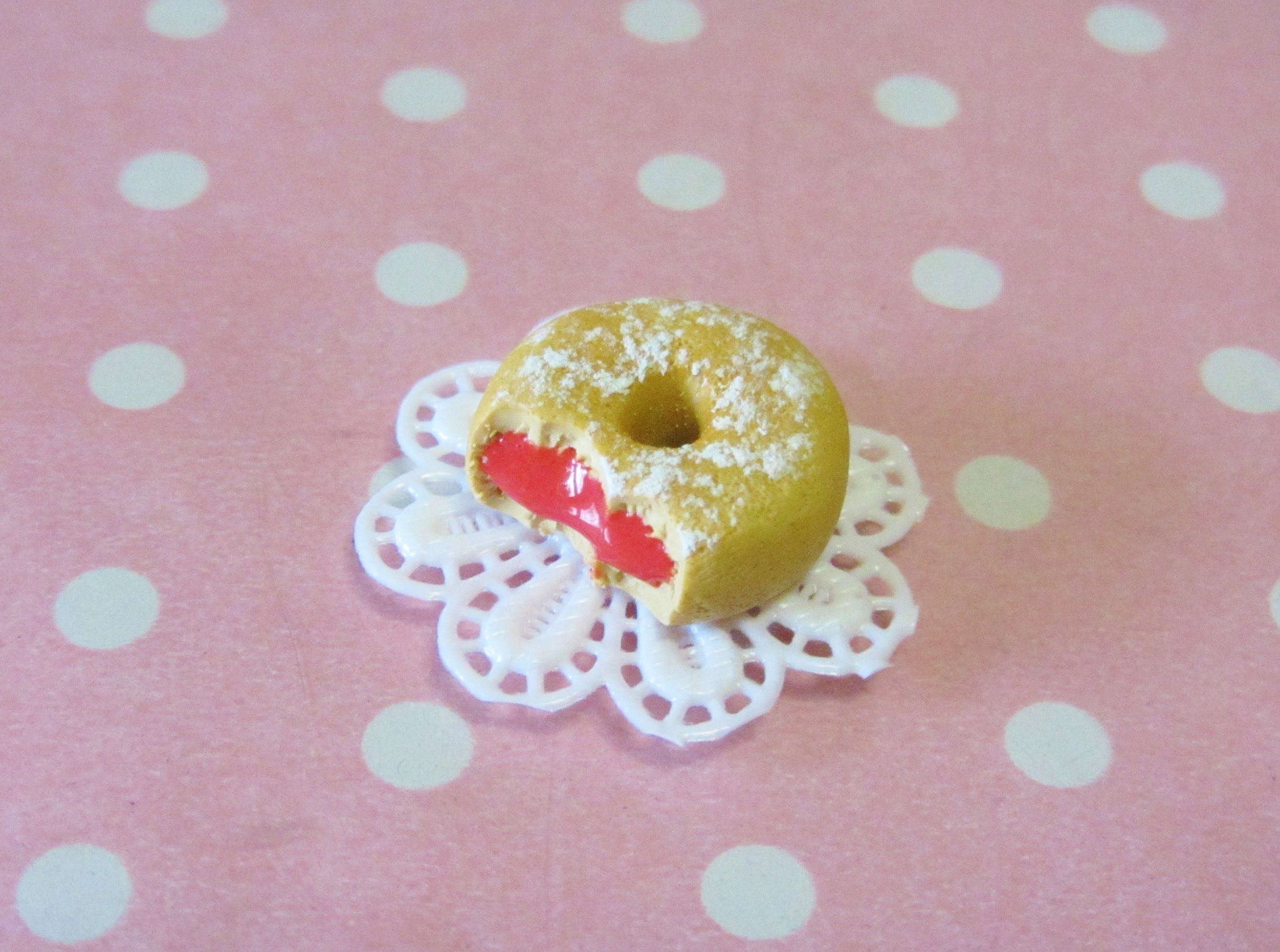 Simple Filled Donut Tutorial ♥