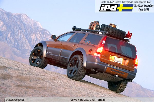 Volvo Xc70 All Terrain By Ipd Custom Built For Almost