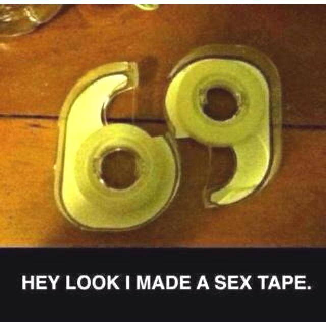 Sex tape!