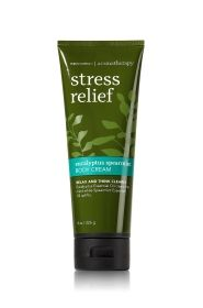 Stress Relief Line from Bath & Body works, love these two scents!