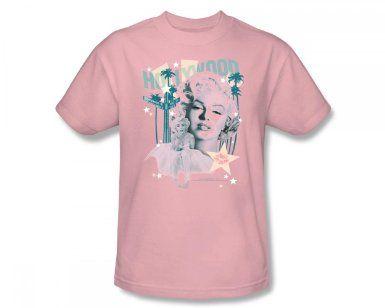 Marilyn Monroe - Hollywood Monroe Adult T-Shirt