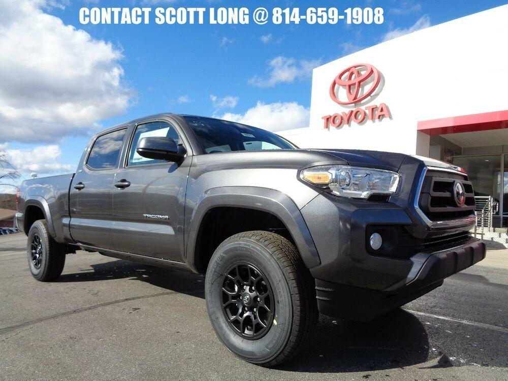 2020 Toyota New 2020 Double Cab 4x4 3.5l 4wd 6 Ft
