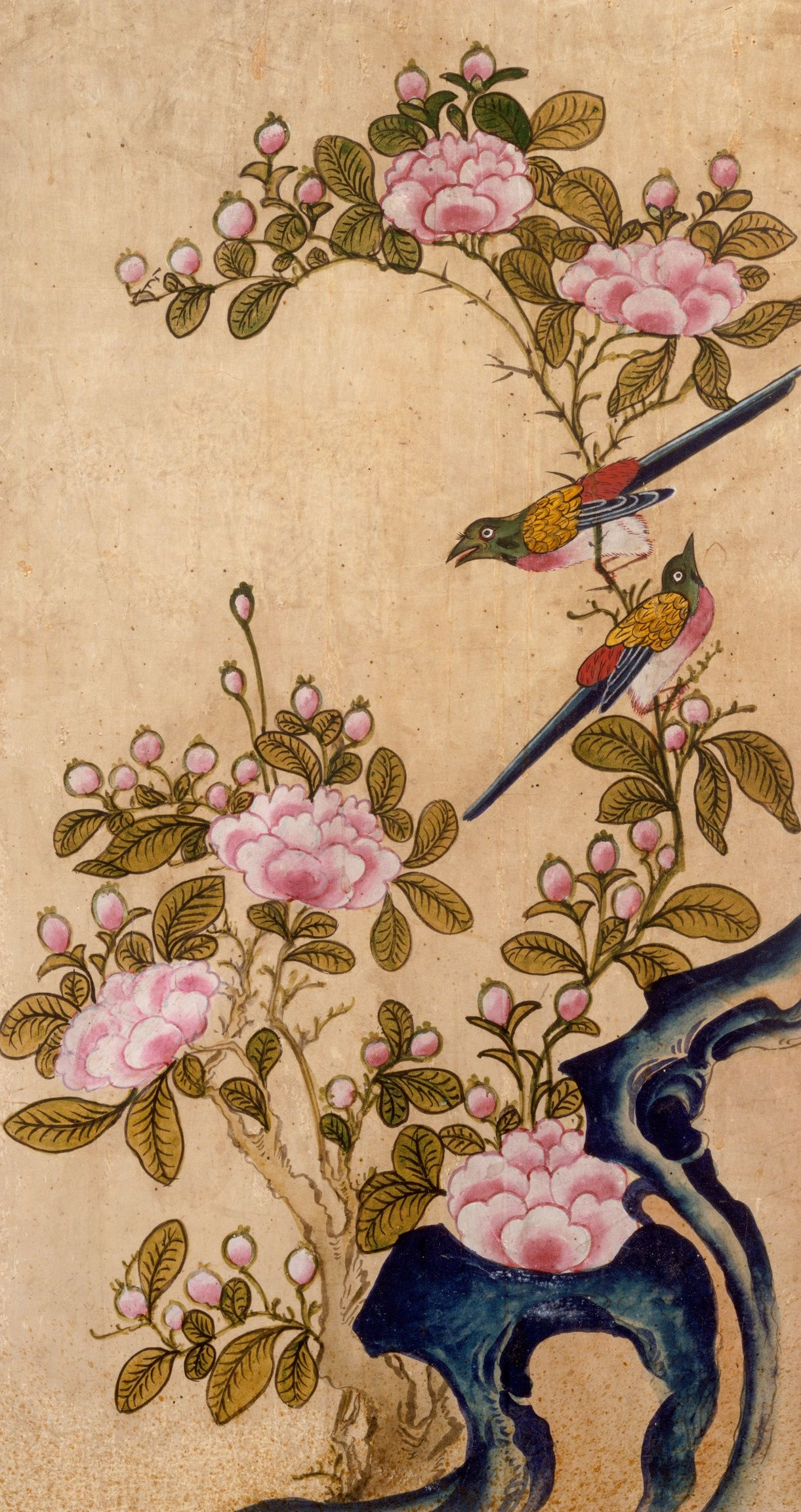 Screen Panel Accent Mural | Screens, Chinoiserie and Wall wallpaper